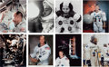 Autographs:Celebrities, Apollo Astronauts: Collection of Eight Signed Astronaut ScholarshipFoundation Photos. ... (Total: 8 Items)
