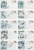 Explorers:Space Exploration, Project Gemini: Matched Set of Signed Gemini Launch Covers (Ten),GT-3 through GT-12, Directly from the Family Collection of A...