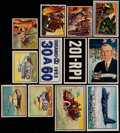 Non-Sport Cards:Lots, 1930's - 1960's Primarily Non-Sports Card Collection (215). ...