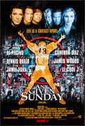 "Movie Posters:Sports, Any Given Sunday & Others Lot (Warner Brothers, 1999). One Sheets (3) (27"" X 40""). DS Advance. Sports.. ... (Total: 3 Items)"