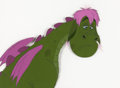 Animation Art:Production Cel, Pete's Dragon Elliott Production Cel...