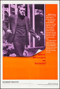 "Movie Posters:Crime, Bullitt (Warner Brothers, 1968). One Sheet (27.5"" X 40.75""). Crime.. ..."