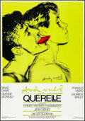"Movie Posters:Foreign, Querelle (Scotia International Filmverleih, 1982). German Poster (27.5"" X 39.25""). Foreign.. ..."
