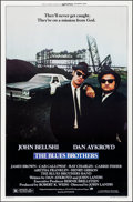 """Movie Posters:Comedy, The Blues Brothers (Universal, 1980). One Sheet (27"""" X 41"""").Comedy.. ..."""
