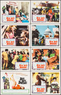 "Movie Posters:Comedy, Bye Bye Birdie (Columbia, 1963). Lobby Card Set of 8 (11"" X 14""). Comedy.. ... (Total: 8 Items)"