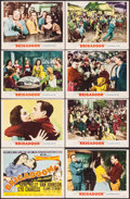 "Movie Posters:Musical, Brigadoon (MGM, 1954). Lobby Card Set of 8 (11"" X 14""). Musical.. ... (Total: 8 Items)"