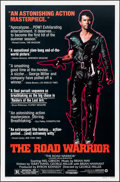 "Movie Posters:Science Fiction, The Road Warrior (Warner Brothers, 1982). One Sheet (27"" X 41"") Style B. Science Fiction.. ..."
