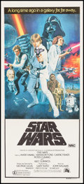 "Movie Posters:Science Fiction, Star Wars (20th Century Fox, 1977). Australian Daybill (13"" X 30"").Science Fiction.. ..."