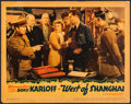 "Movie Posters:Adventure, West of Shanghai (Warner Brothers, 1937). Linen Finish Lobby Card(11"" X 14""). Adventure.. ..."