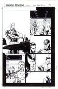 Original Comic Art:Panel Pages, Roger Robinson Avengers: Solo #1 Page 4 Original Art(Marvel, 2012). ...