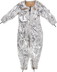 "Apollo Spacesuit Program: Rare and Early SPD-143-3 ""Suit Coverall"" by International Latex Corporation, Manufac..."
