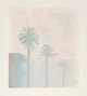 David Hockney (b. 1937) Mist, from Weather Series, 1973 Lithograph in colors on Arjomari paper 37-1/4 x 32-1/4 in