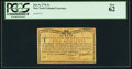 Colonial Notes:New York, New York January 6, 1776 (Water Works) 2s PCGS New 62.. ...