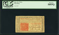 Colonial Notes:New Jersey, New Jersey March 25, 1776 3s PCGS About New 50PPQ.. ...