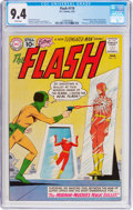 Silver Age (1956-1969):Superhero, The Flash #119 (DC, 1961) CGC NM 9.4 White pages....