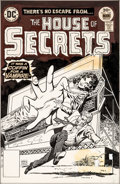 Original Comic Art:Covers, Ernie Chan and Vince Colletta House of Secre...