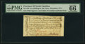 Colonial Notes:North Carolina, North Carolina December, 1771 2s 6d PMG Gem Uncirculated 66 EPQ.....