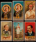 "Olympic Cards:General, 1888 N162 Goodwin ""Champions"" Collection (6). ..."