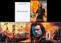 """Movie Posters:Action, Braveheart (Paramount, 1995). Presskit (9"""" X 12"""") with Photos (2)(8"""" X 10""""). Action.. ..."""