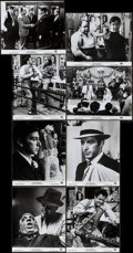 """Movie Posters:Crime, The Godfather (Paramount, 1972). Photos (14) (8"""" X 10"""") & Trimmed Photo (8"""" X 9.5""""). Crime.. ... (Total: 15 Items)"""