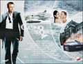 "Movie Posters:James Bond, Casino Royale (MGM, 2006). French Eight Panel (117.5"" X 158""). James Bond.. ..."