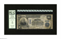 National Bank Notes:Tennessee, Knoxville, TN - $10 1902 Plain Back Fr. 628 The Holston NB Ch. #4648. This first title survivor has solid margins. PCG...