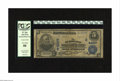 National Bank Notes:West Virginia, Huntington, WV - $5 1902 Plain Back Fr. 602 The Huntington NB Ch. #(S)4607. The signatures remain quite strong despite ...