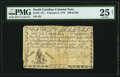 Colonial Notes:South Carolina, South Carolina February 8, 1779 $80 PMG Very Fine 25 Net.. ...