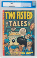 Golden Age (1938-1955):War, Two-Fisted Tales #31 Gaines File Pedigree 6/12 (EC, 1953) CGC NM9.4 Off-white to white pages....