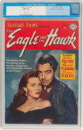 Golden Age (1938-1955):Adventure, Feature Films #3 Mile High Pedigree (DC, 1950) CGC NM 9.4 White pages....