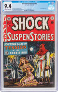 Golden Age (1938-1955):Horror, Shock SuspenStories #6 (EC, 1952) CGC NM 9.4 Off-white to white pages....