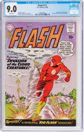 Silver Age (1956-1969):Superhero, The Flash #111 (DC, 1960) CGC VF/NM 9.0 White pages....