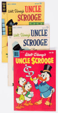Silver Age (1956-1969):Cartoon Character, Uncle Scrooge Group of 12 (Dell/Gold Key, 1959-69) Condition: Average VF.... (Total: 12 )