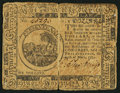Colonial Notes:Continental Congress Issues, Continental Currency May 10, 1775 $6 Very Good.. ...