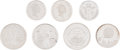 Explorers:Space Exploration, Apollo 11 Coins: Collection of Seven in Silver from VariousCountries. ...