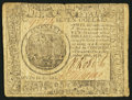 Colonial Notes:Continental Congress Issues, Continental Currency September 26, 1778 $7 Very Good-Fine.. ...