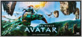 """Movie Posters:Science Fiction, Avatar (20th Century Fox, 2009). Indian Six Sheet (53.5"""" X 110"""").Science Fiction.. ..."""