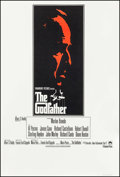 "Movie Posters:Crime, The Godfather (Paramount, 1972). British Poster (40"" X 60"").Crime.. ..."