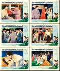 "Movie Posters:Science Fiction, The Mysterious Island (MGM, 1929). Lobby Cards (6) (11"" X 14"")..... (Total: 6 Items)"
