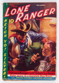 Pulps:Western, The Lone Ranger Magazine #2 (Trojan Publishing, 1937) Condition: GD....