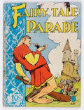 Golden Age (1938-1955):Funny Animal, Fairy Tale Parade #1 (Dell, 1942) Condition: VG-....
