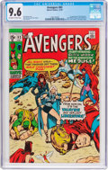 Bronze Age (1970-1979):Superhero, The Avengers #83 (Marvel, 1970) CGC NM+ 9.6 Off-white to whitepages....