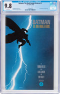 Modern Age (1980-Present):Superhero, Batman: The Dark Knight Returns #1 (DC, 1986) CGC NM/MT 9.8 Whitepages....