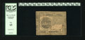 Colonial Notes:Continental Congress Issues, Continental Currency November 2, 1776 $7 PCGS Fine 15. A reasonablywell margined and apparently problem free example that l...
