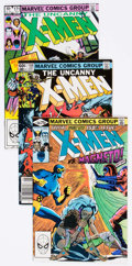 Modern Age (1980-Present):Superhero, X-Men Group of 63 (Marvel, 1981-87) Condition: Average NM-....(Total: 63 Comic Books)