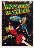 Golden Age (1938-1955):Science Fiction, Mystery in Space #1 (DC, 1951) Condition: VG-....