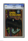 Bronze Age (1970-1979):Horror, Dark Shadows #8 File Copy (Gold Key, 1971) CGC NM/MT 9.8 Off-whitepages. Painted cover. Joe Certa art. This is currently th...