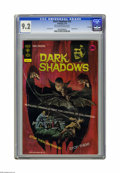 Bronze Age (1970-1979):Horror, Dark Shadows #18 File Copy (Gold Key, 1973) CGC NM- 9.2 Off-whiteto white pages. Painted cover. Joe Certa art. Overstreet 2...