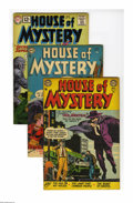 Silver Age (1956-1969):Horror, House of Mystery Group (DC, 1953-64) Condition: Average VG/FN. Thislarge, 26-issue group lot features #20, 31, 118, 119, 12... (Total:26 Comic Books)