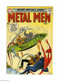 Silver Age (1956-1969):Superhero, Metal Men #3 (DC, 1963) Condition: VF. Ross Andru and Mike Esposito cover and art. This copy has tan edges. Overstreet 2005 ...